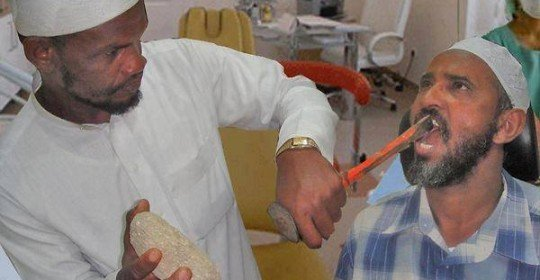Dental Care in another country