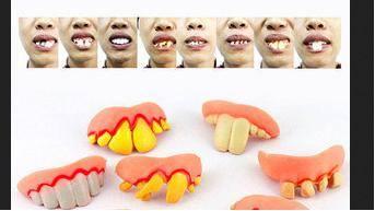New Patient Teeth
