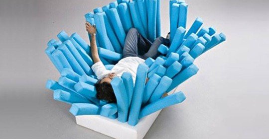 Tooth Brush couch