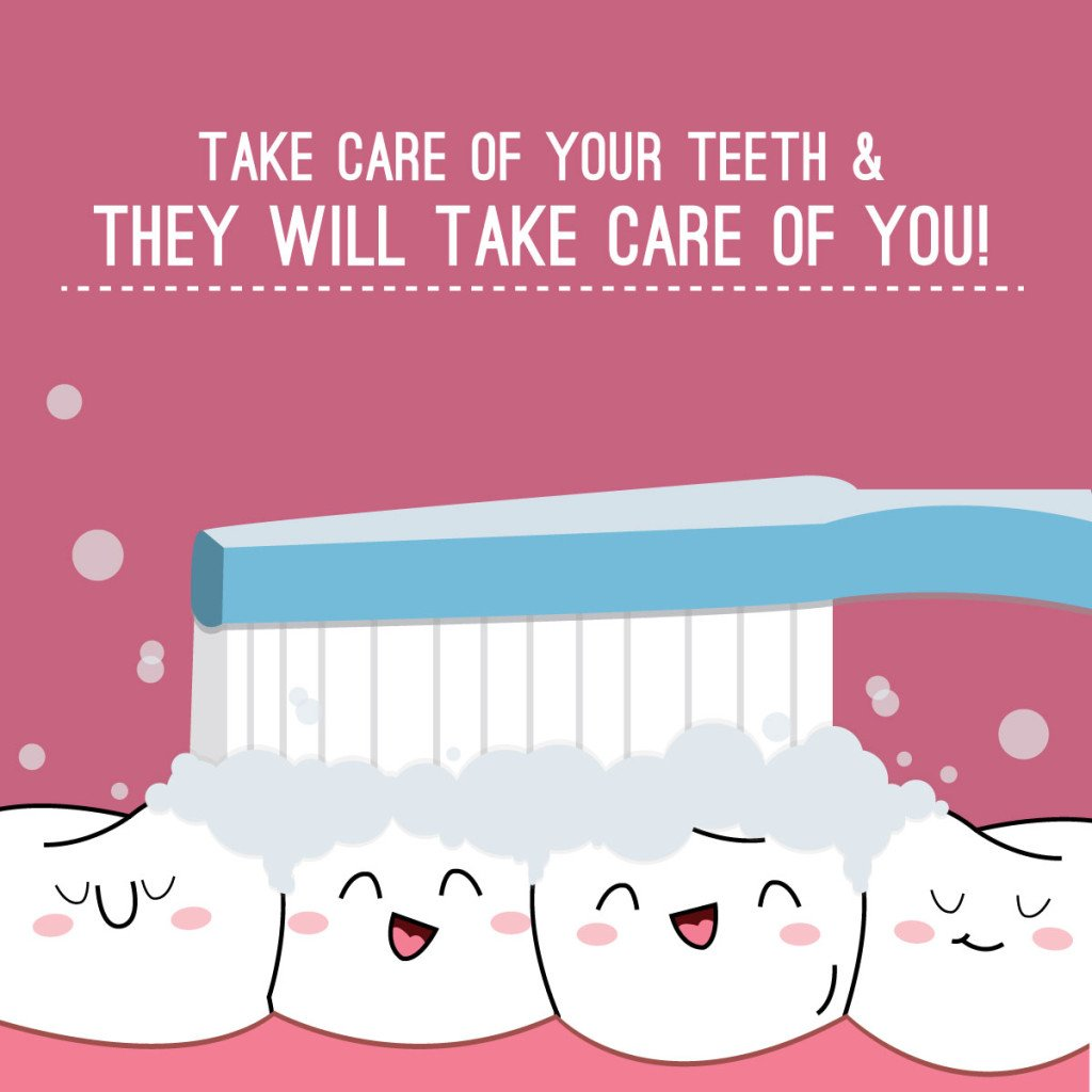 You and your teeth can be best friends for life! - Dentist Tysons