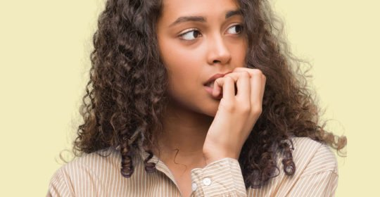 Nail Biting and Your Dental Health