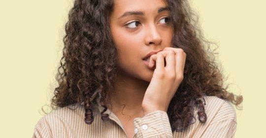 Nail Biting and Your Dental Health